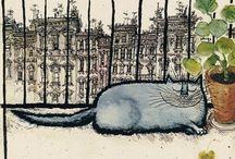 Gatos / Dedicado a la familia Barron Zuniga