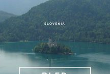 SLOVENIA TRAVEL / Blog posts, tips and travel inspiration for Slovenia