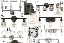 {Home} Lighting / New home inspiration : Lighting and Fixtures