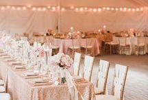 Wedding themes- Blush