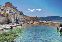 Beautiful places in Campania