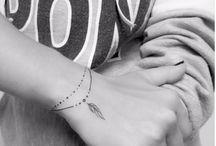 Tetování náramky