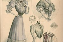 1905 dress inspiration