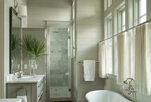 bathrooms / by Lisa Willson