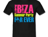 tee shirt Ibiza Summer Party ForEver