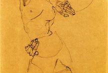 Artiste Egon Schiele