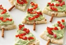 kerstpizza
