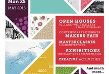 Saltaire Arts Trail 2015: Meet the makers / Saltaire Arts Trail 2015, makers fair, open houses, workshops, exhibitions.
