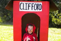 Clifford /puppy / animal party