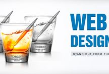 Website Design / We have a team of creative designers to work on your websites and enhance your brand identity.