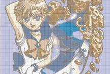 Cross Stitch Sailor Moon