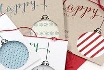 Рождественские идеи ремесла и декора / Рождественские и новогодние открытки, DIY, снежинки, поделки.