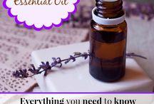 essential oils / by Joella House
