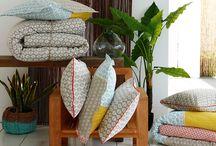 Soleil d'hiver : végétation luxuriante ! / Quand votre linge de lit devient évasion ! Une végétation luxuriante qui se décline dans une explosion de couleurs, et c'est tout un univers tropical que l'on se plaît à imaginer.