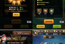 Asian game UI