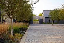 Сады и дворы