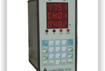 Data Logger / A data logger is an electronic device for recording the data over time or in relation to location either with a built in instrument or sensor or via external instruments and sensors. Increasingly, but not entirely, they are based on a computer.