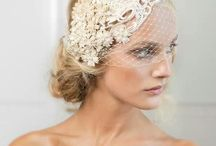 Vintage Headpieces inspiration / Vintage headpieces