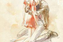Skip Beat! / Kyoko & Ren ❤
