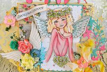 Faery Ink Cards by Julie Gleeson