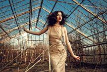 Fashion portfolio / Michal Jasiocha & Iwona Sirow www.pokadrowani.pl