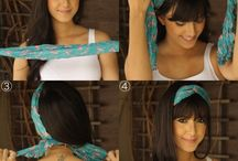 lenços e bandanas