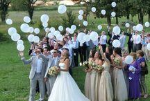 Fairytale Wedding <3 / by Ashleigh Duncan