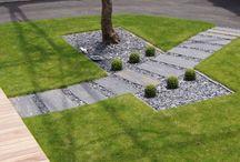 moderne zahrady