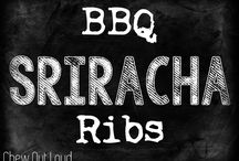 BBQ Ribs / Only the Best Ribs that will make you wanting for more. Giving you the ideal BBQ Ribs recipe. Perfect for any occasions and gathering. Highly recommended for parties, beach, and family gatherings. / by Grill Lovers