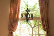 cornise geam