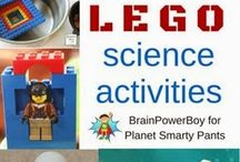 Activities with lego
