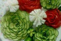 Rose zucchi