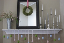 Easter Decor / by Melissa MacGregor