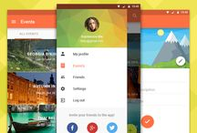 Android User Interface / A place to share beautiful android interfaces