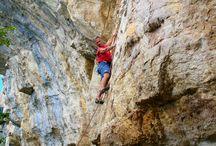 Escalade et Alpinisme / La passion de Vincent de Bentzmann pour l'escalade et l'alpinisme