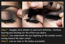 Make-up-pins