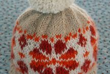Inspirasjon til strikkedesign