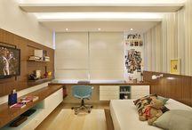 sala tv/escritório