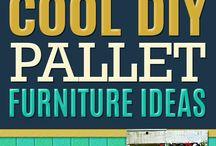 Cool Pallets ideas