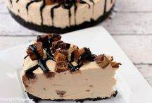 Peanut butter no bake cheesecake