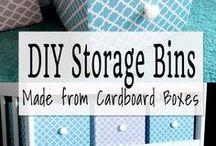 Storage  and Budget organization