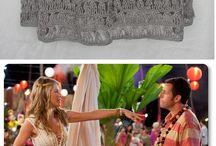 Háčkované šaty / crochet dress