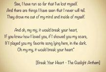 Gaslight Love