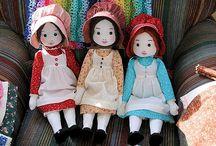 Handmade--Dolls
