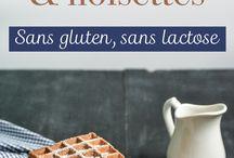 Pâtisserie healthy