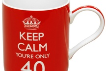 40th Birthday Gift Suggestions / Life begins at 40 so why not start it with one of our range of 40th Birthday Gifts.