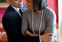 First Couple / The Obamas