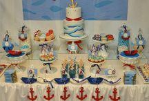 Party Theme - Nautical