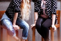 Soul Sisters / Here are 2 fashion bloggers who spell #SoulSisters out loud for us!