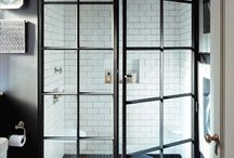 indulgent bathrooms / Luxurious bathrooms for peaceful reflection